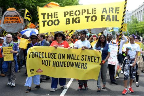 Home Defenders Demonstration