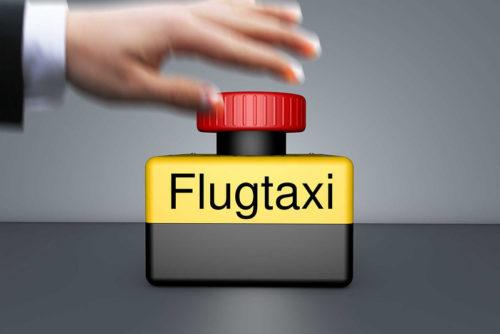 Kein sinnvoller Beitrag zur Verkehrswende: das Flugtaxi