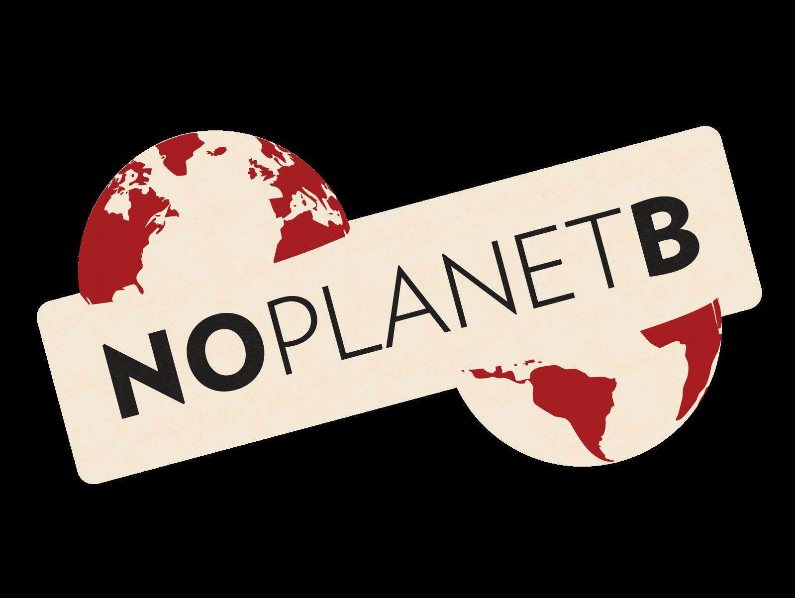 NoPlanetB Logo.